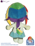 Robin Douglas Plush Toy