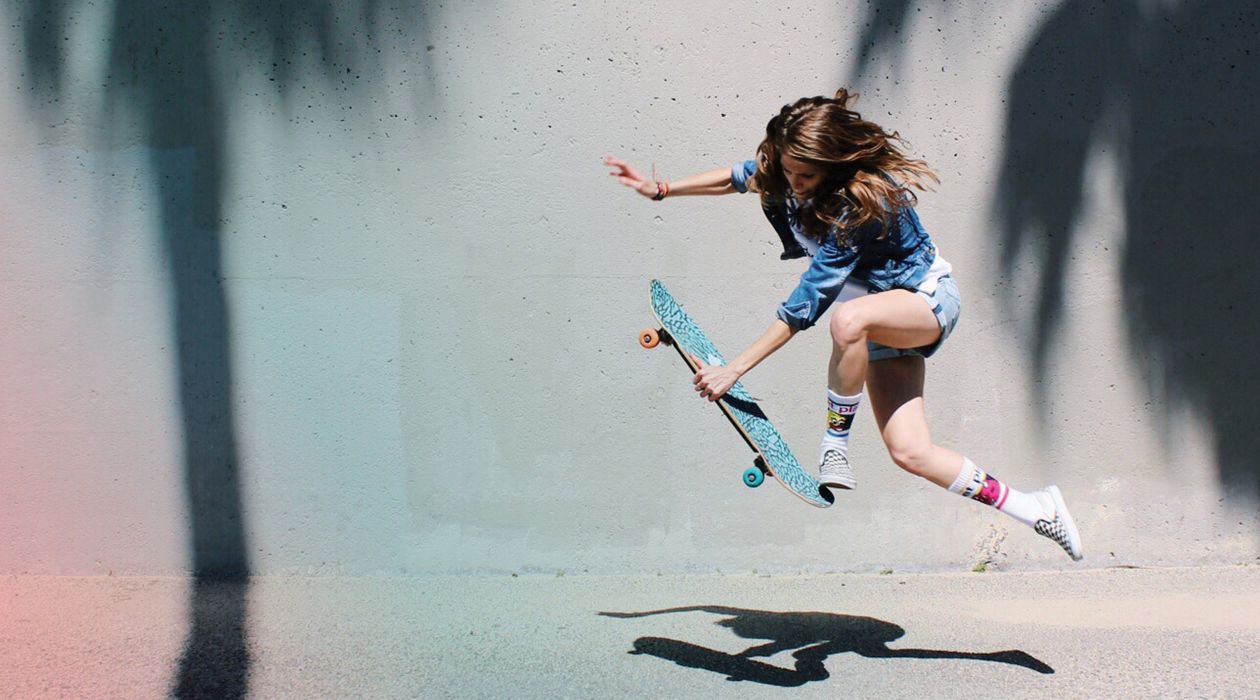 Sierra Prescott doing a Boneless in California