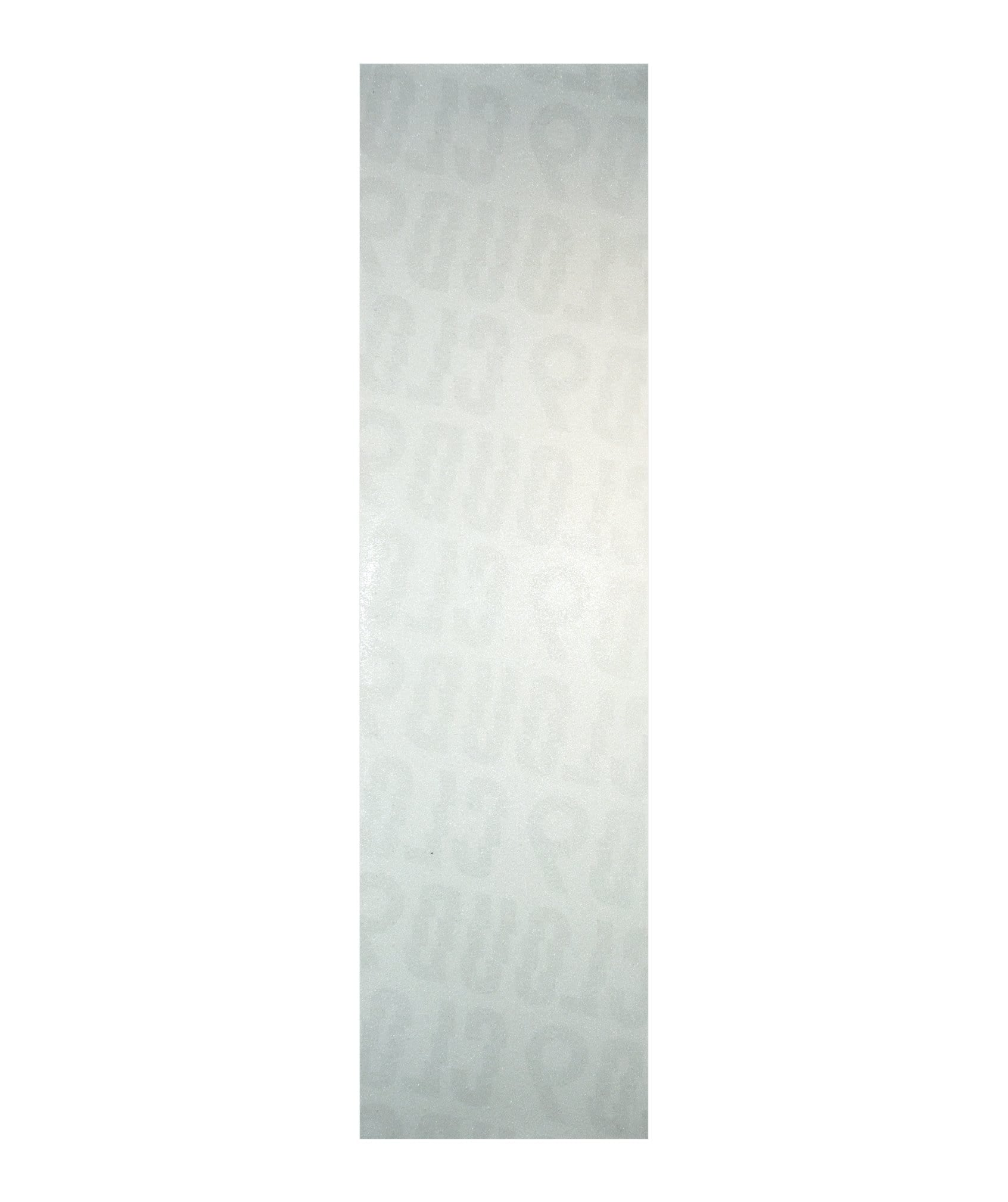 Cloud 9 Griptape Blank Clear Skateboard Grip Tape - Front