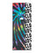 Cloud 9 Griptape Lux Tie-Dye Skateboard Grip Tape - Front & Back