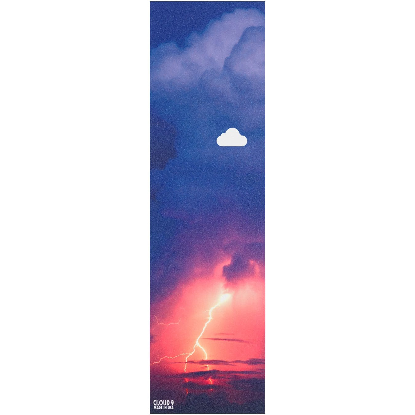 Cloud 9 Summer Storm Graphic Grip Tape | Cloud9Griptape.com