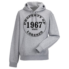 Men's Hooded Sweat - Felpa Cappuccio Uomo - CLARENDON CONDENSED