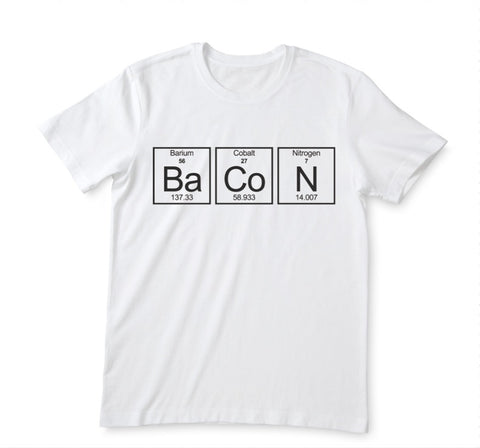T-shirt Bacon