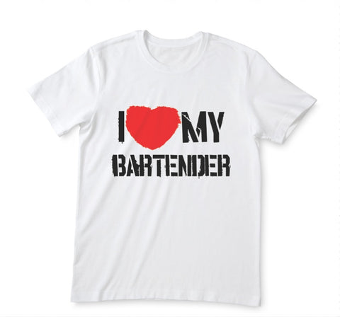 T-shirt Bar Tender
