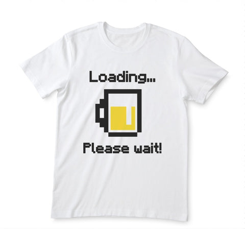 T-shirt Bear Loading