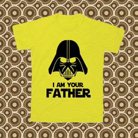 "T-Shirt Uomo ""I AM YOUR FATHER"""