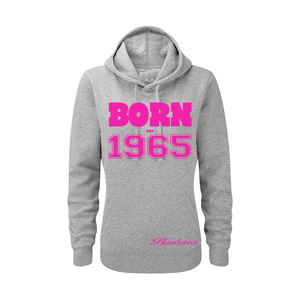 Woman Hooded Sweat - Felpa Cappuccio Donna 1965