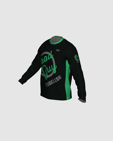 Men's/Unisex Long Sleeve MTB Jersey