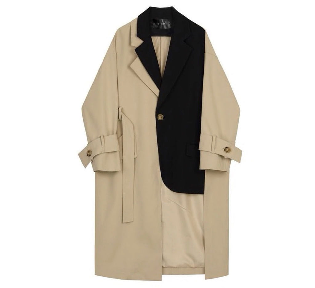 Blazer Trench Coat