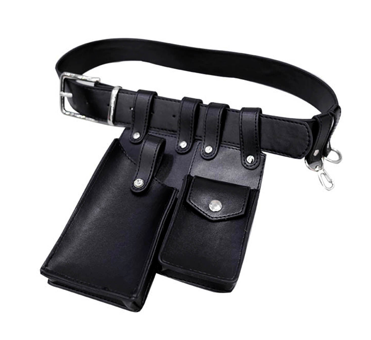 Multi Pouch Belt Bag