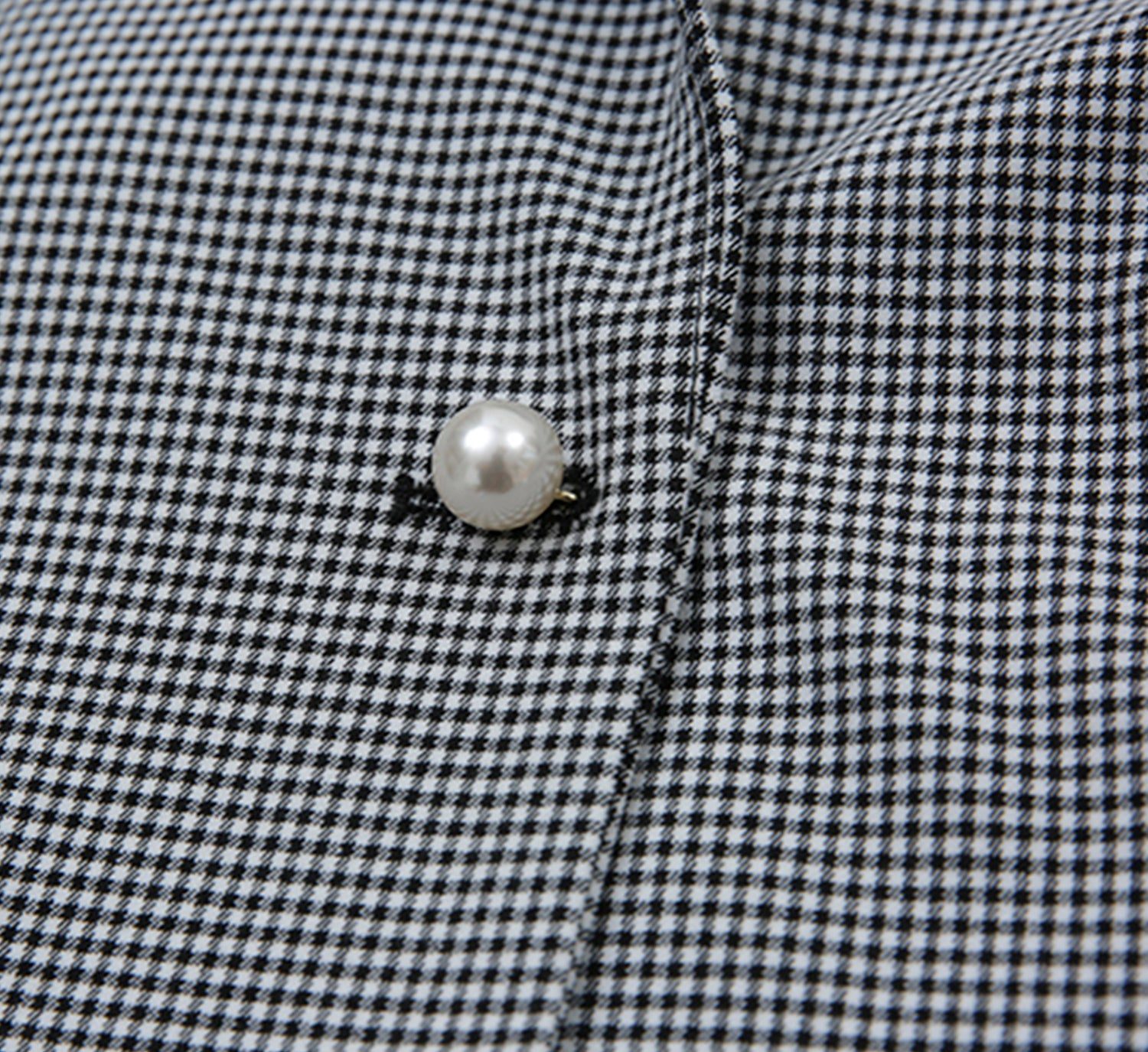 Pearl Plaid Blazer