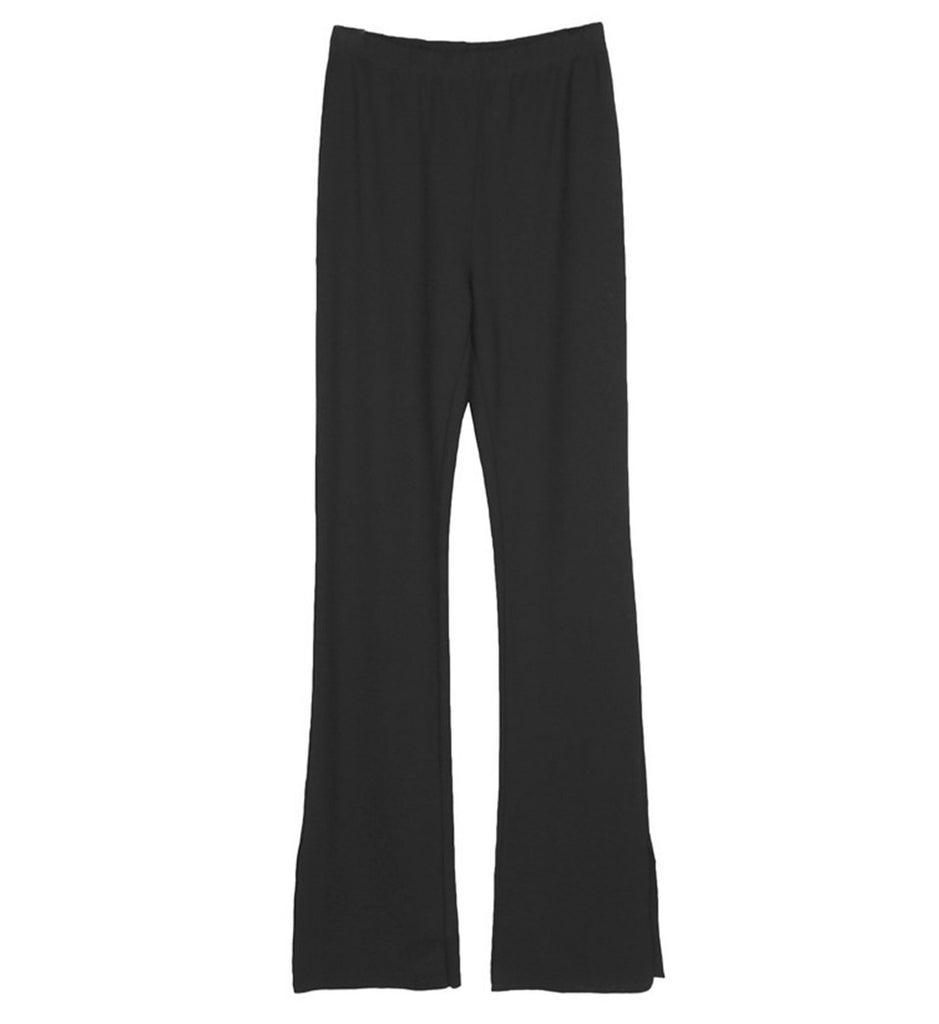 Slit Flared Legging Pant