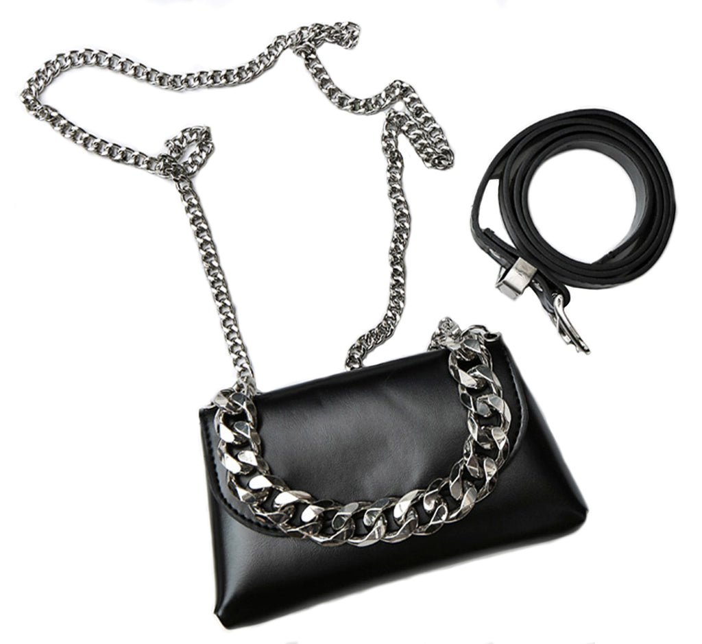 Chain Belt Bag