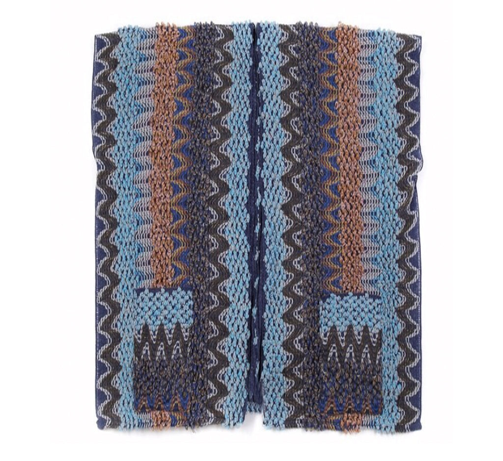 ZigZag Throw Sweater