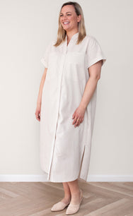 The Naturalist - Wayward Shirt Dress