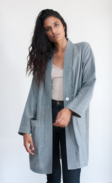 The Author - Tapered Sleeve Kimono