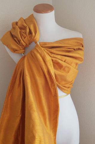 Basic Silk - Butterscotch
