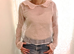 Collar Cuffs Top