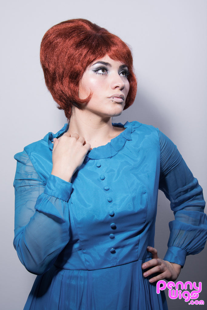 60's Beehive (Costume Wig) 4 colors