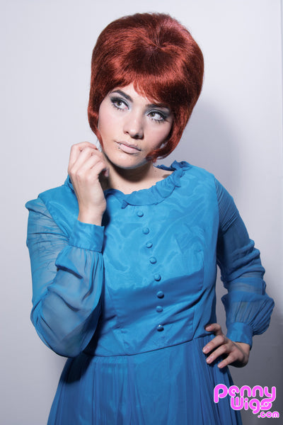 60 S Beehive Costume Wig 5 Colors Penny Dreads Amp Wigs