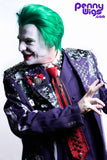The Joker -Green Lace Front Wig (Pre-Order)