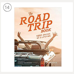 Holiday Gift Guide for The Traveler - The Road Trip Book