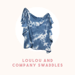 LouLou and Company swaddles