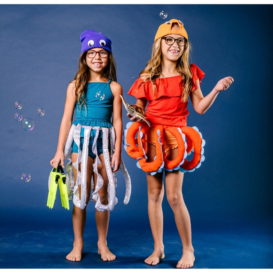 Under the Sea Octopus and Jellyfish halloween costume