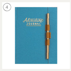 Holiday Gift Guide for The Traveler - Somewhere Devine adventure journal
