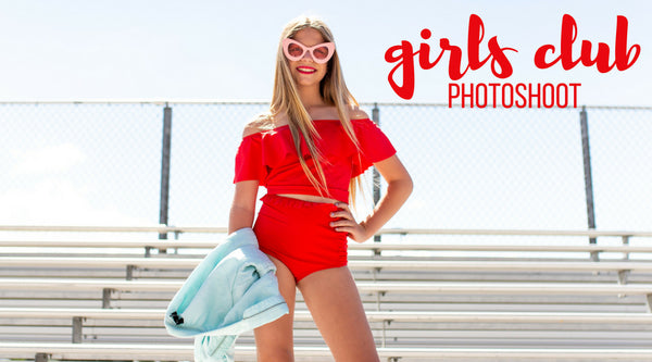 Girls Club Photoshoot