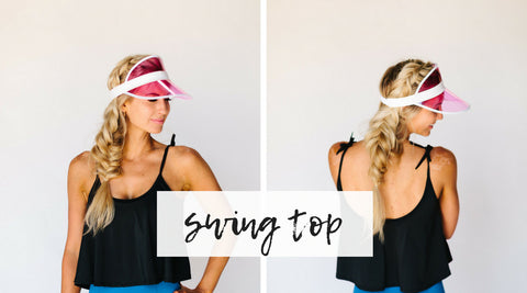 The Swing Top great for bigger busts