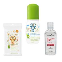 baby safe sanitizer and wipes