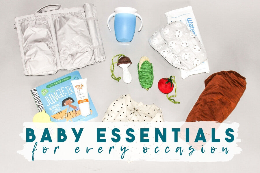 Baby Essentials For Every Occasion