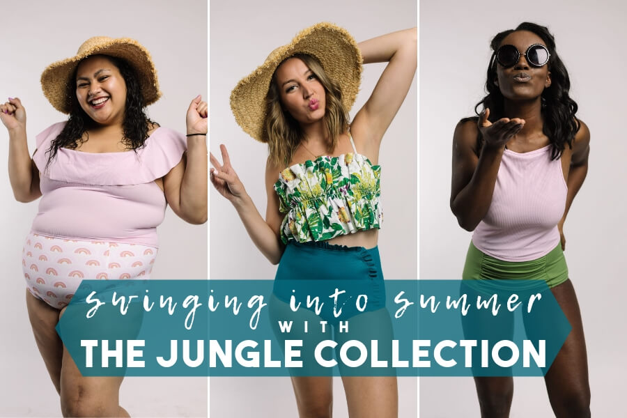The Jungle Collection Product Shoot