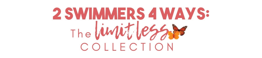 2 Swimmers 4 Ways: The Limitless Collection