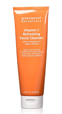 Greensprout Vitamin C Facial Cleanser