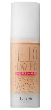 Benefit Cosmetics Hello Flawless Foundation