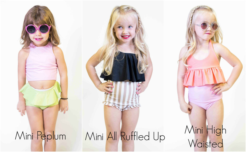 Kortni Jeane Mini Swimsuits
