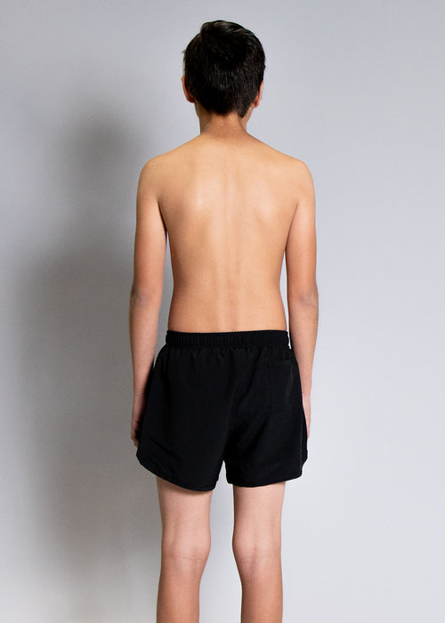 Teen Boy Swimsuit - Shorts - Black