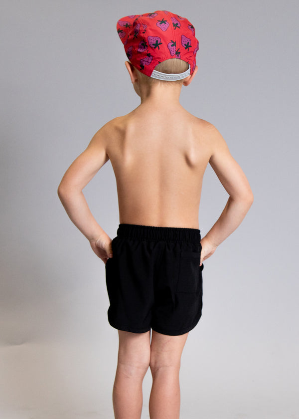 Boys Swimsuit - Shorts  - Black