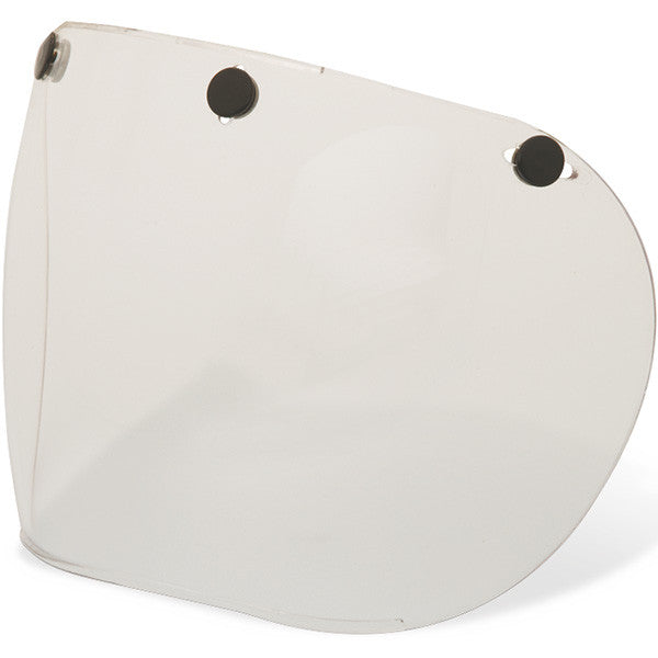 Bell Helmet's Flip Shield for the Custom 500 Helmet in Clear
