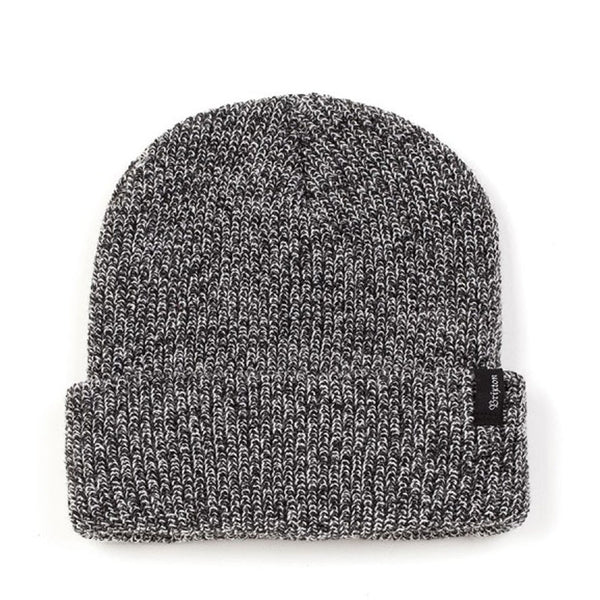 Brixton Heist Beanie - Light Heather