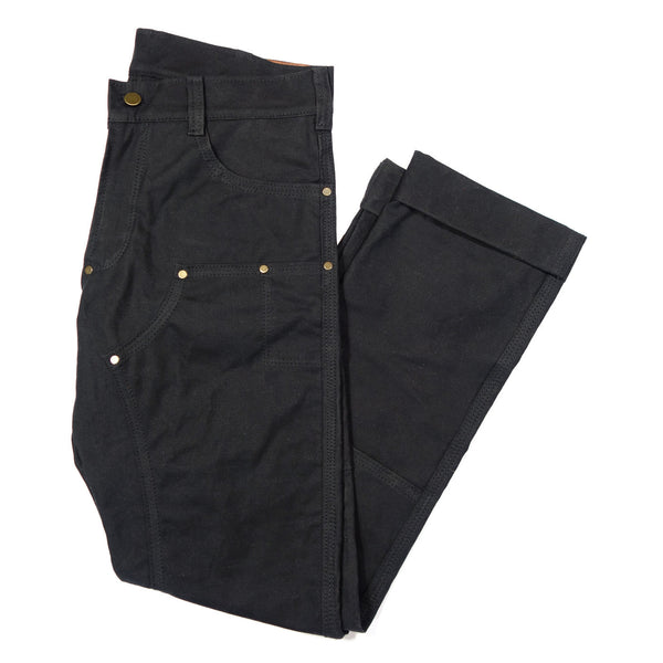 Red Clouds Collective - Waxed Canvas Fitted Work Pant