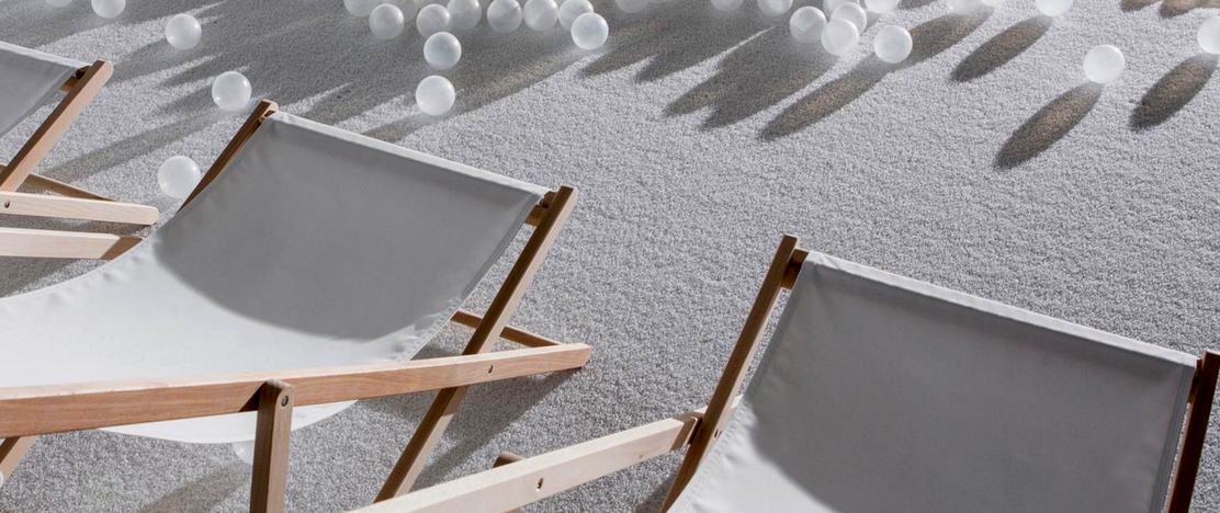 A Beach in Winter by Snarkitecture