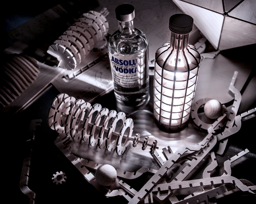ABSOLUT ELYX by Jaejin Lee