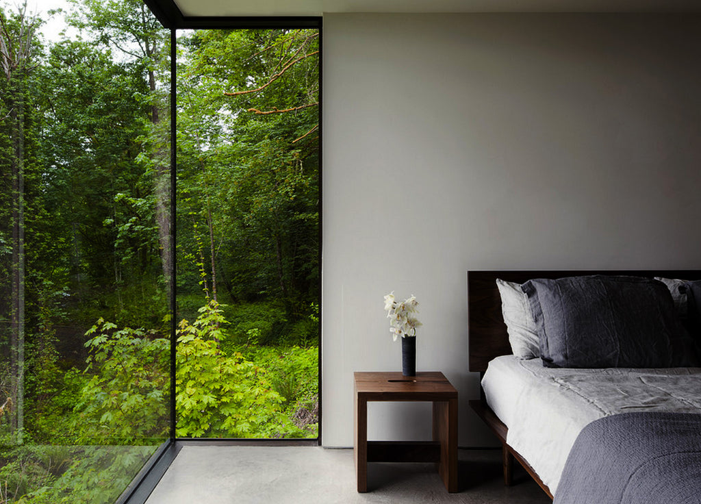 Case Inlet Retreat,Washington - bedroom - as seen on PARIDEO