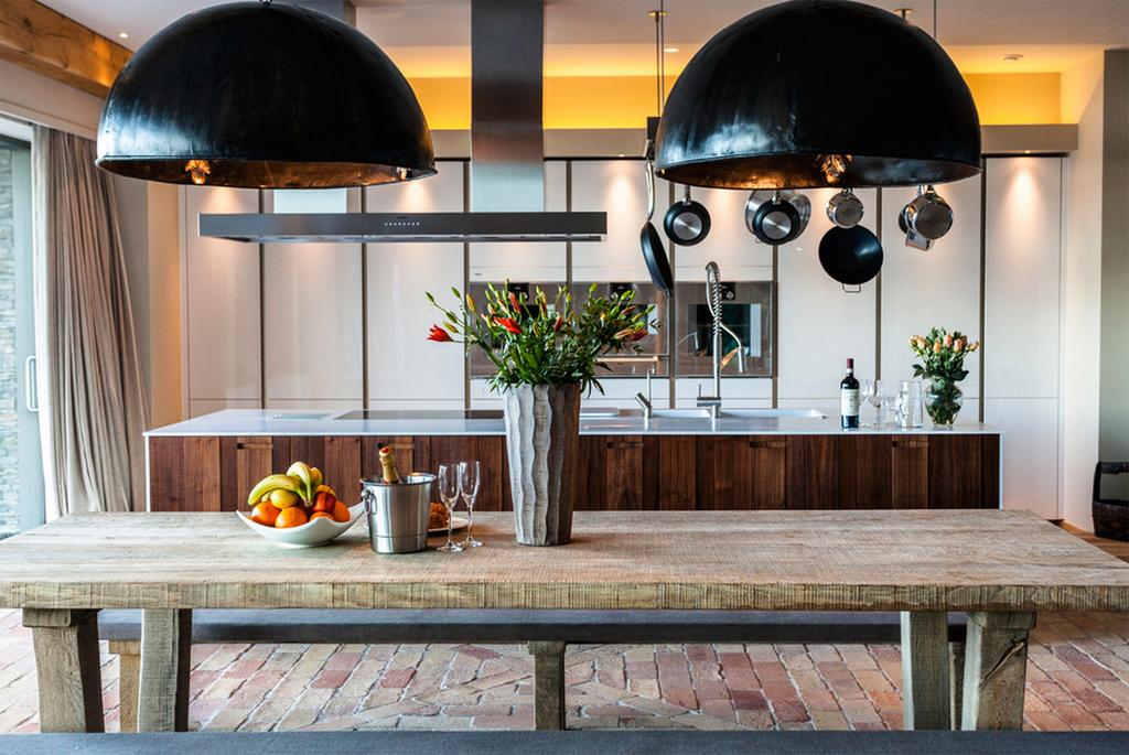 Kitchen inspiration, photo credits by Charles Howey