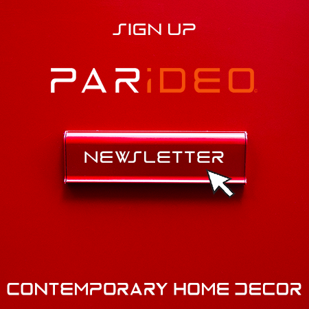 signup inscription newsletter-PARIDEO design durable et contemporain