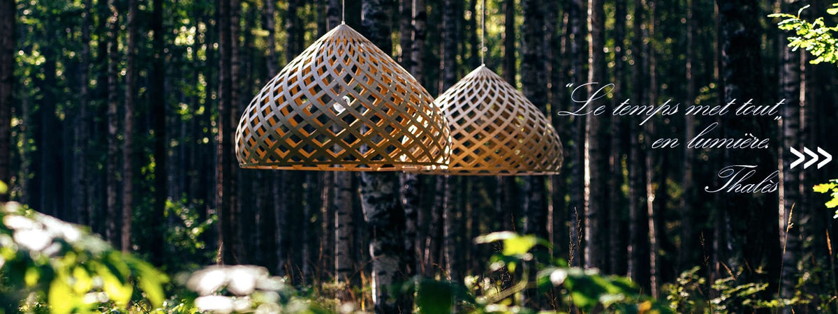 Plafonnier en bois, Zome by Jaanus Orgusaar-detail4-PARIDEO design durable