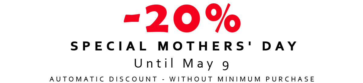Special-Mother's-Day-2021-20%-PARIDEO-durable-design
